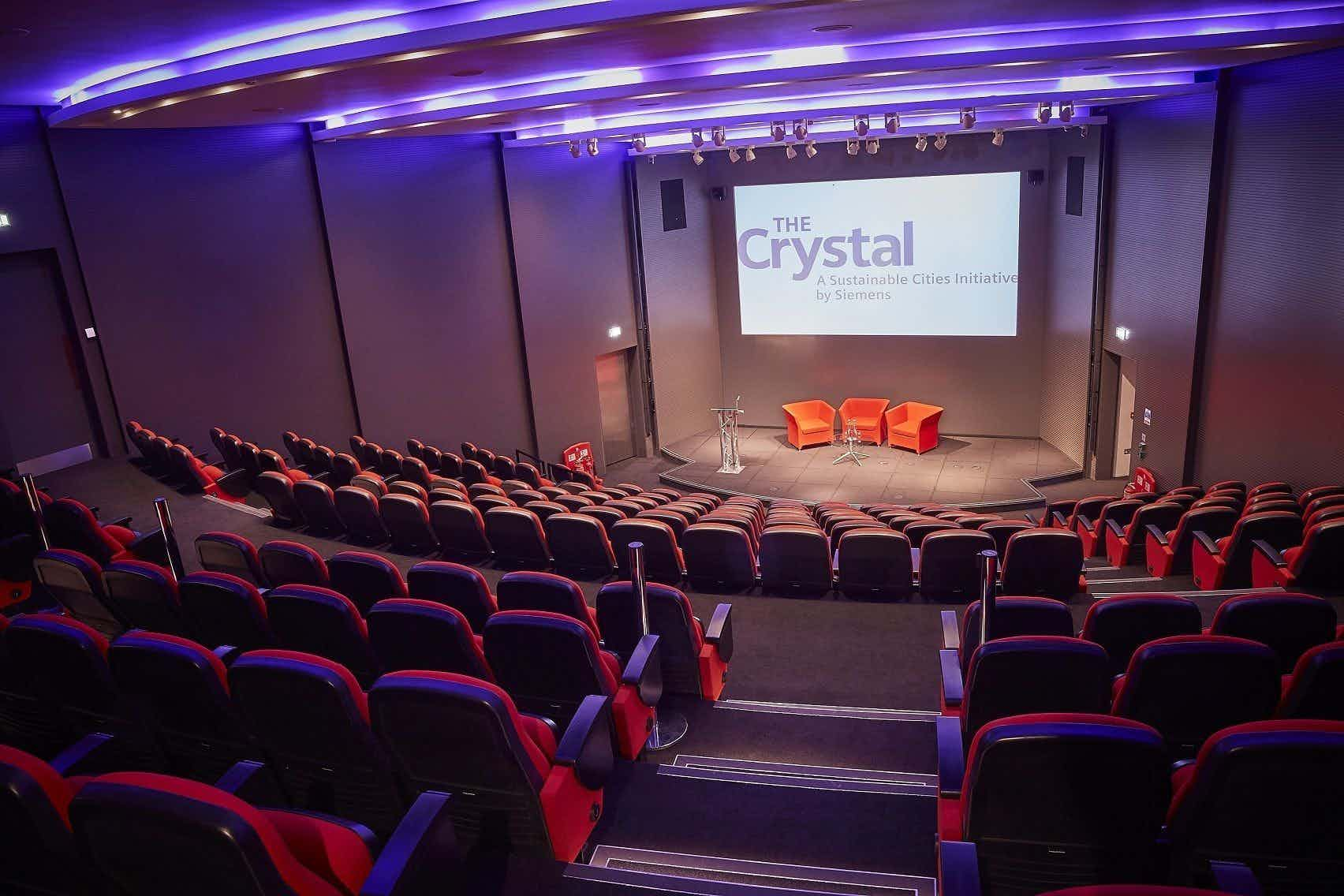 Auditorium, The Crystal