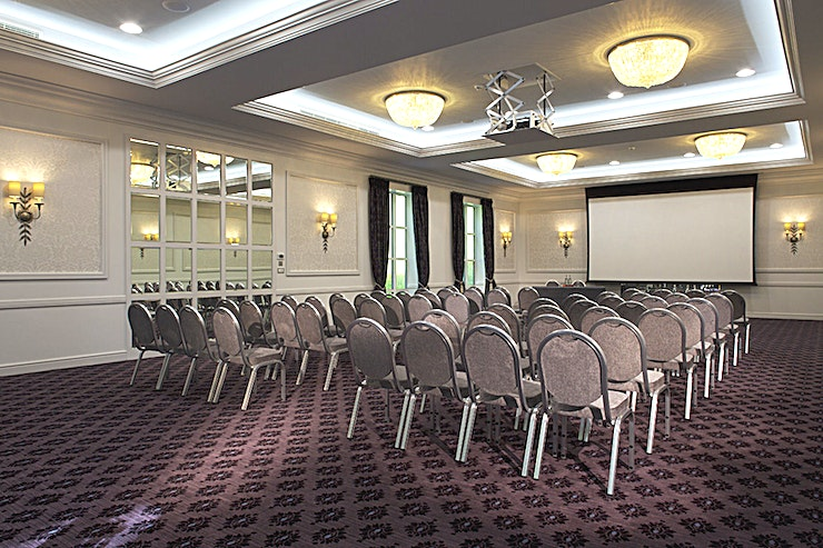 The Brunel Suite **Welcome to the Brunel Suite at the Bailbrook House Hotel in Somerset.**   Located on the ground floor of Bailbrook Court, the Brunel Suite is the largest function space and offers its own entrance