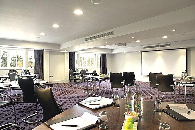 Newbridge **HIre the Newbridge at Bailbrook House Hotel, for one of the best options for meeting room hire Somerset has to offer!**   The Newbridge is ideal for meetings, events, training and conferences. It