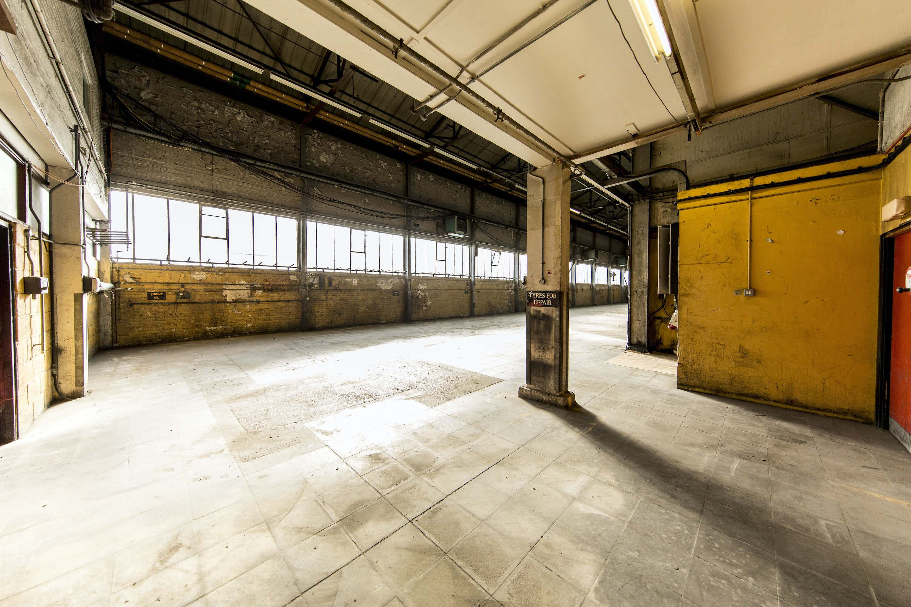 Silvertown, Blank Canvas Venues