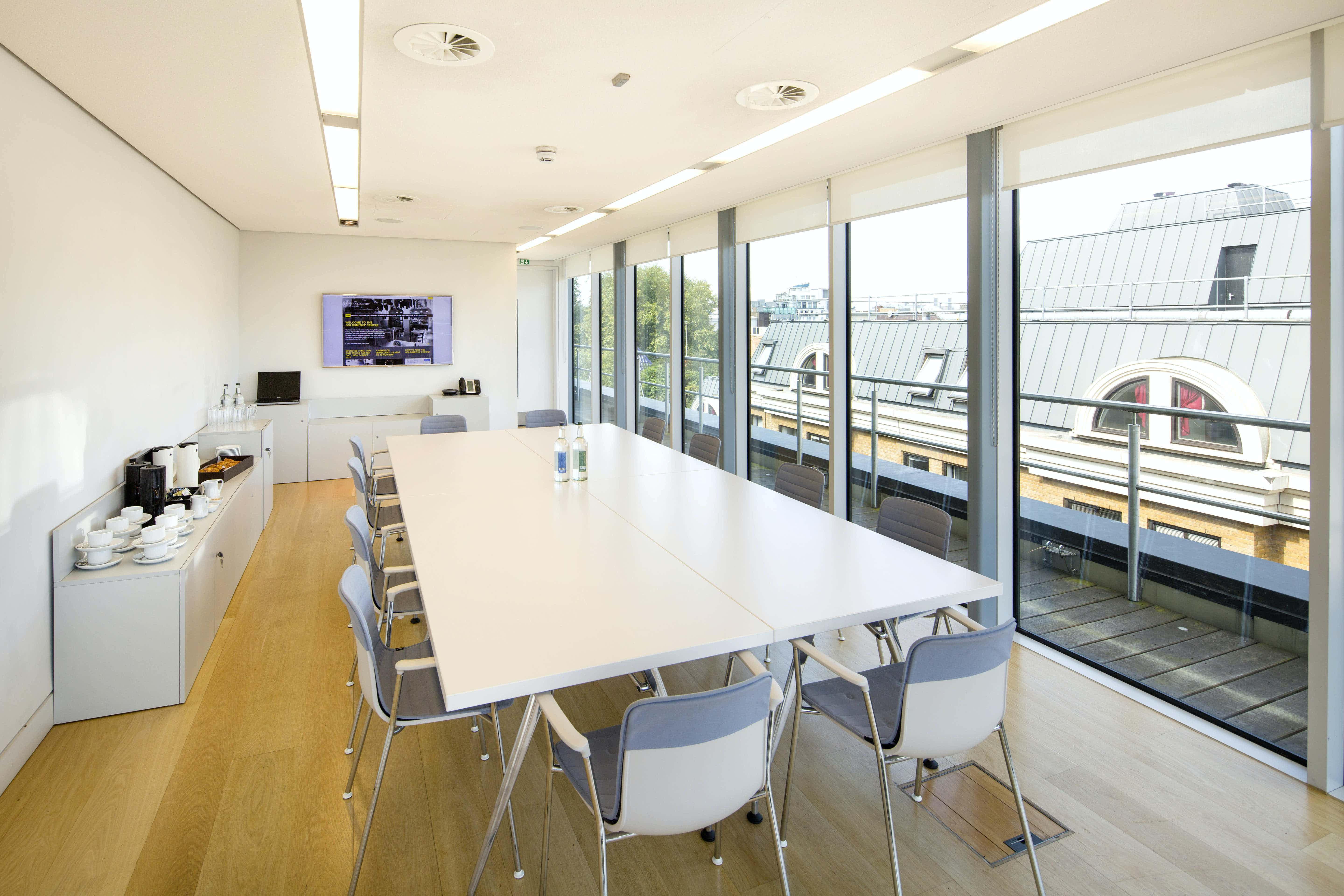 Agas Harding Board Room, The Goldsmiths' Centre