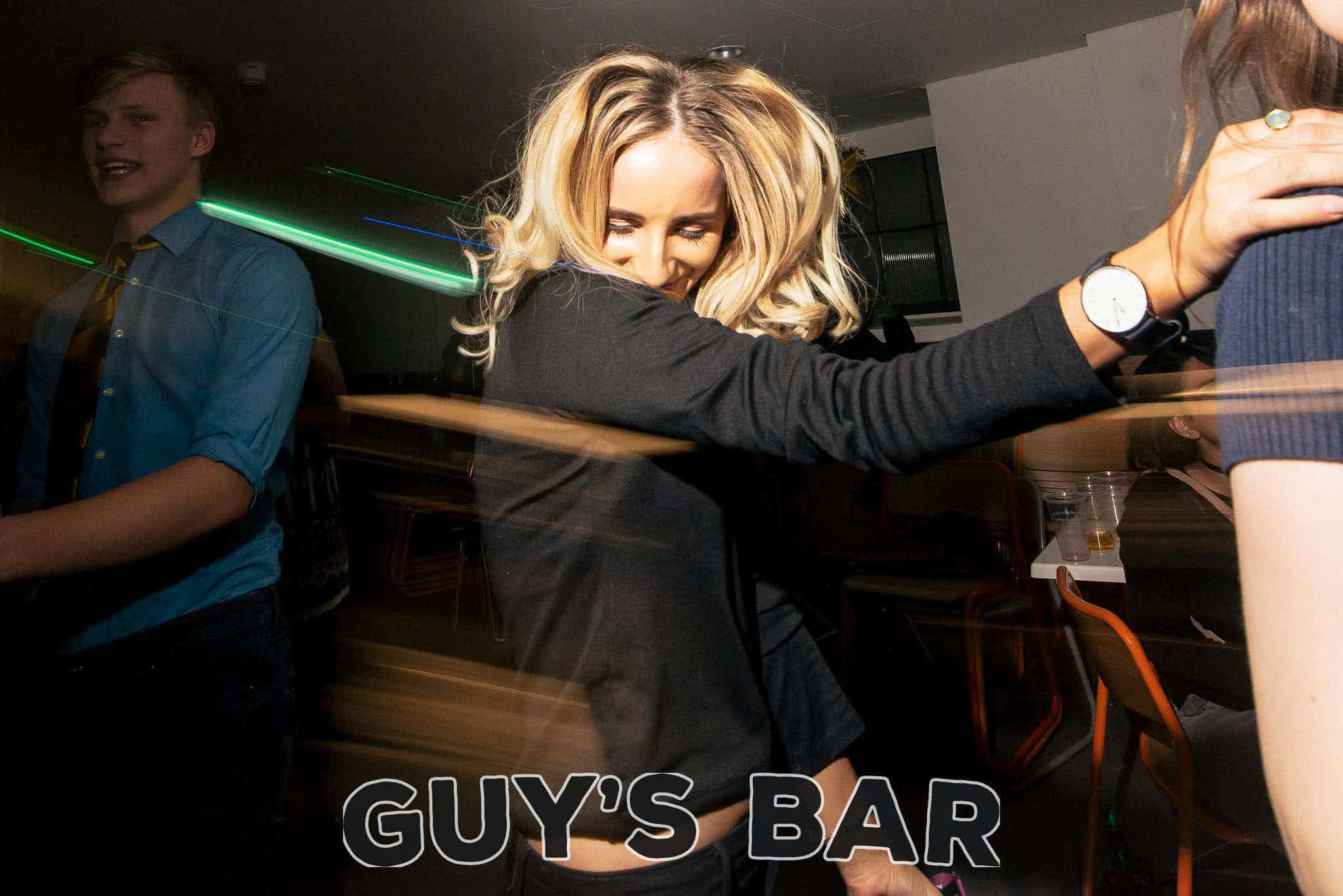 Guy's Bar, The Guy's Bar