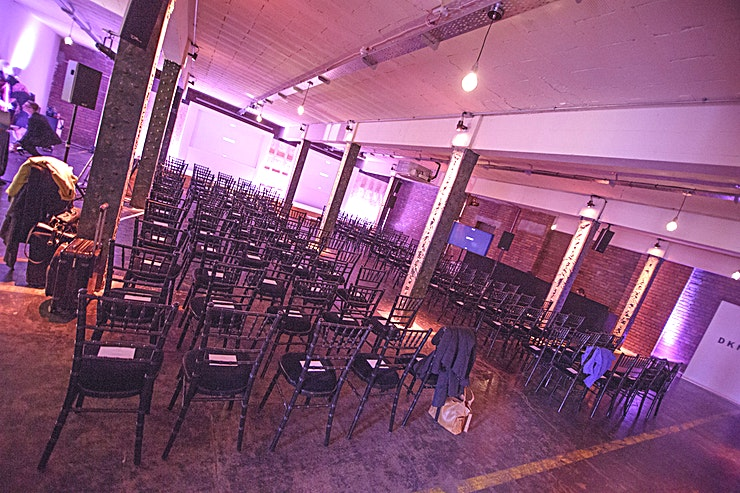 The Bays **Are you on the hunt for the best venue hire Manchester has to offer? The Victoria Warehouse could be the perfect event space for your next conference in Manchester.**
