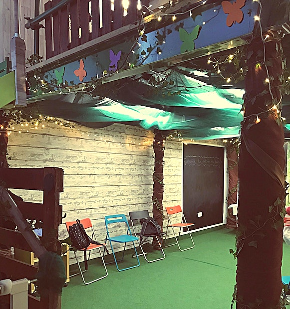 Venue Hire **Welcome to Outside the Box - the perfect venue to hire for a wide range of different events from birthday parties to yoga sessions!**   Outside the Box is about 70 square metres with a mezzanine,