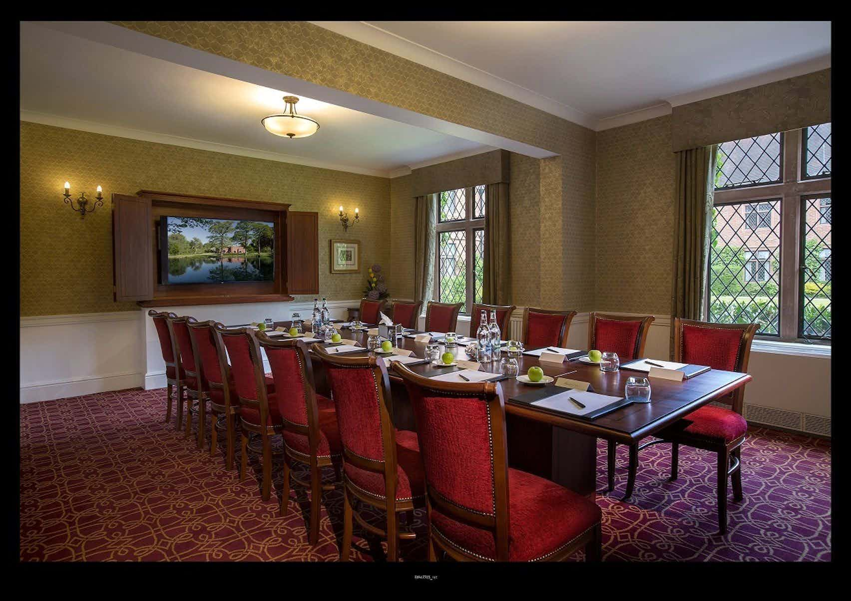 Chadwick New Hall Hotel Spa