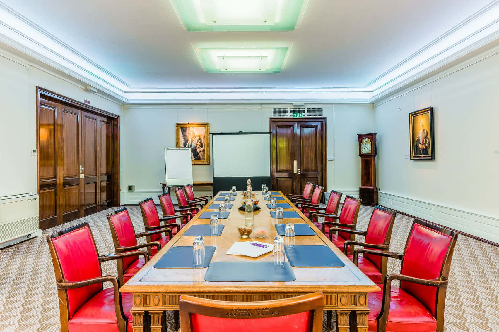 Committee Room 1, Rooms on Regent's Park