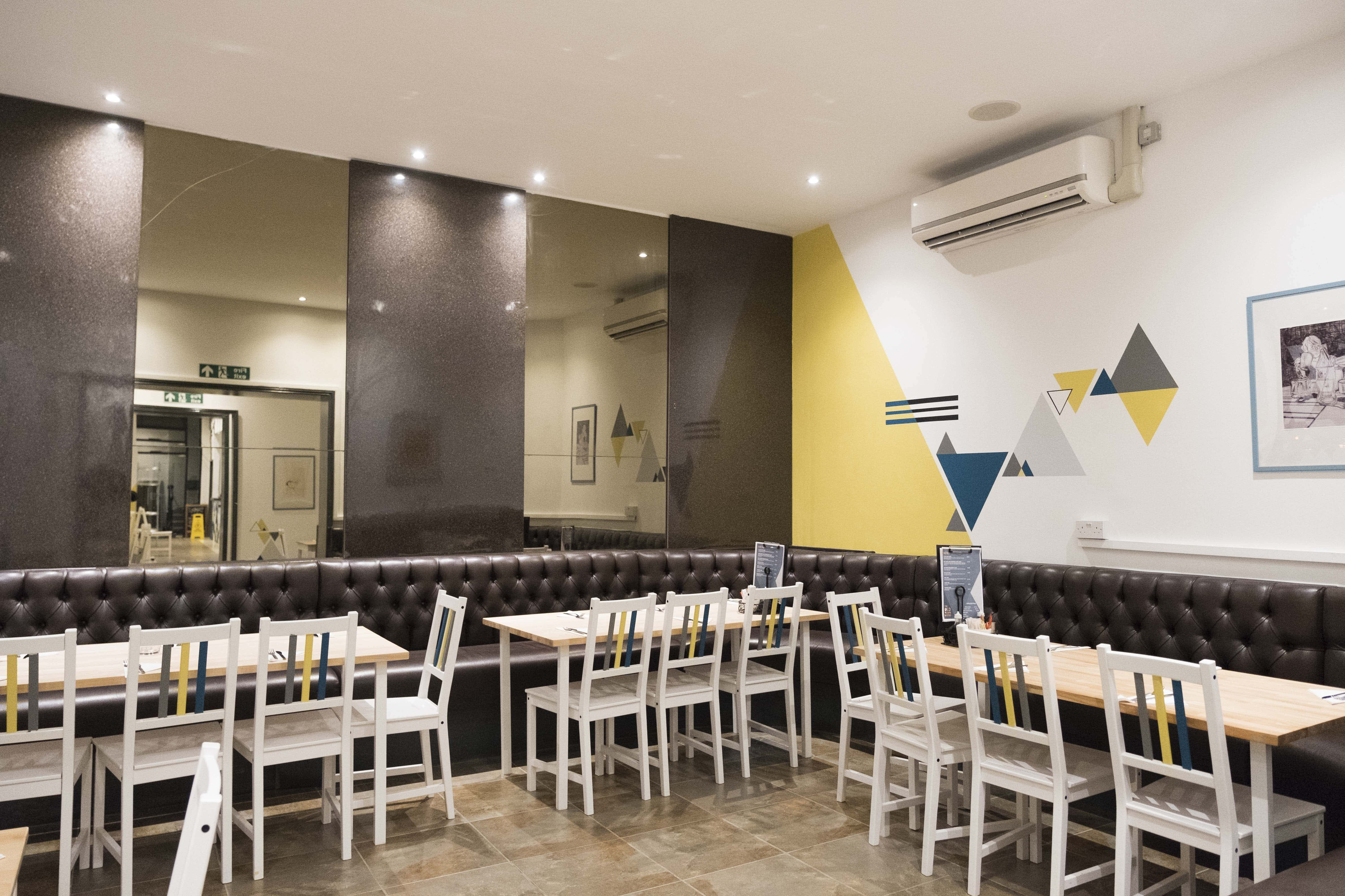 ZAPspace's Old Town Bistro, Old Town Bistro (OTB)