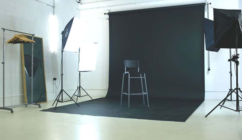 Photography/Video Studio 1 of 2, Indra Studios