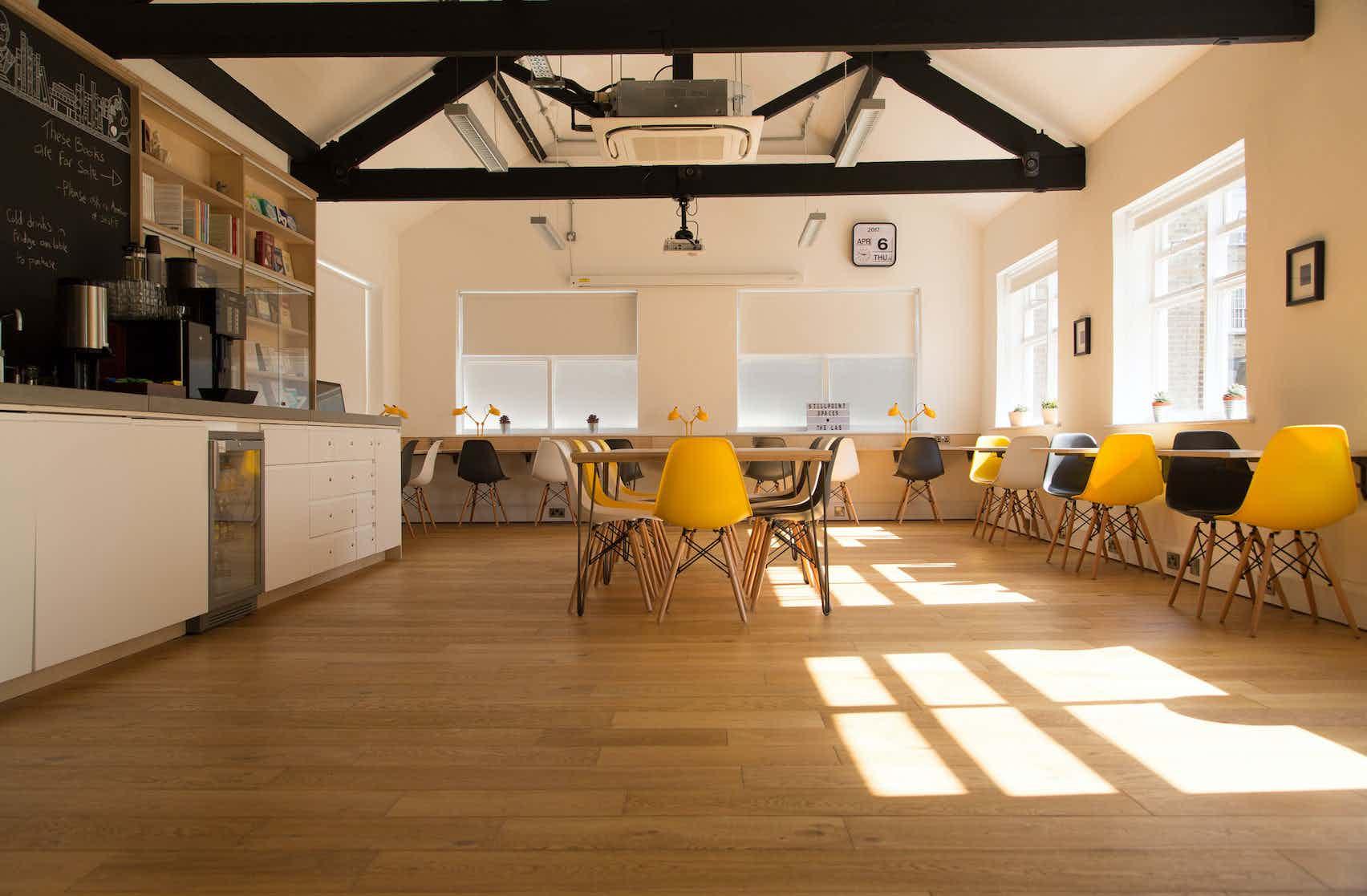 The Workspace, Stillpoint Spaces London