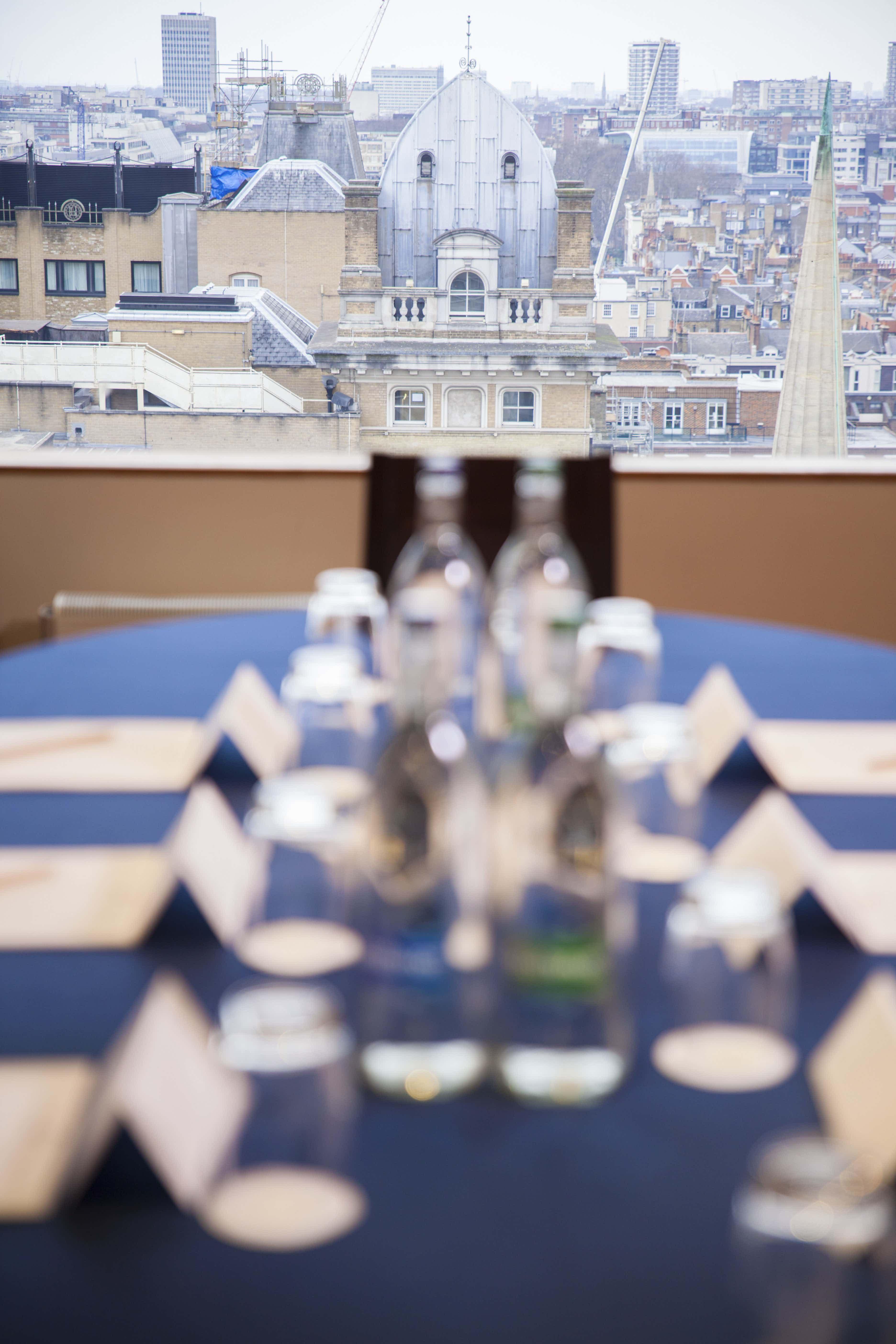 Directors' Room, Saint Georges Hotel