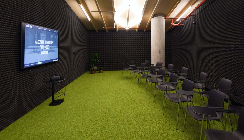 VR Studio / Classroom , Huckletree
