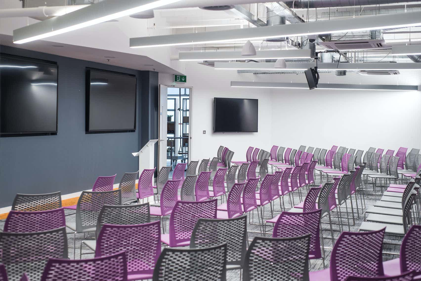 Auditorium, Events and Education Space