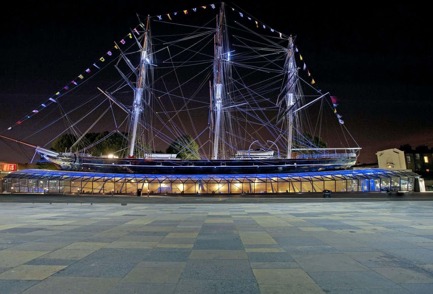 Under the Hull, Cutty Sark