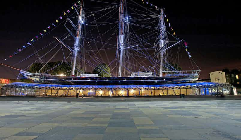 Under the Hull, Cutty Sark