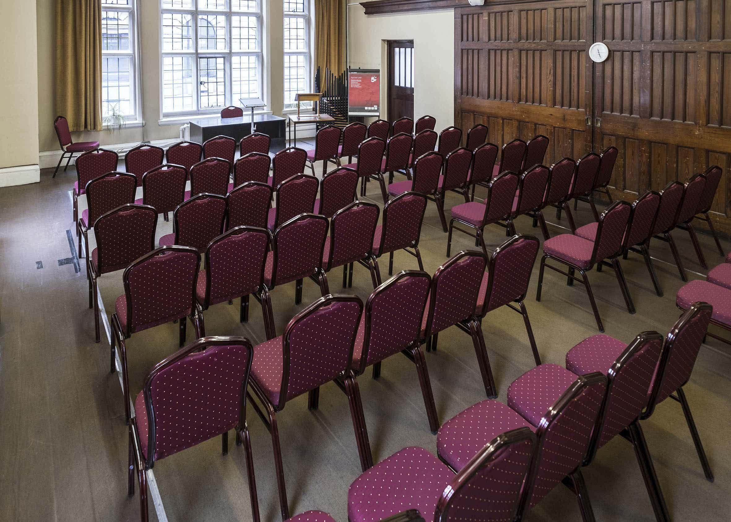 The John Peek Room, The Birmingham and Midland Institute