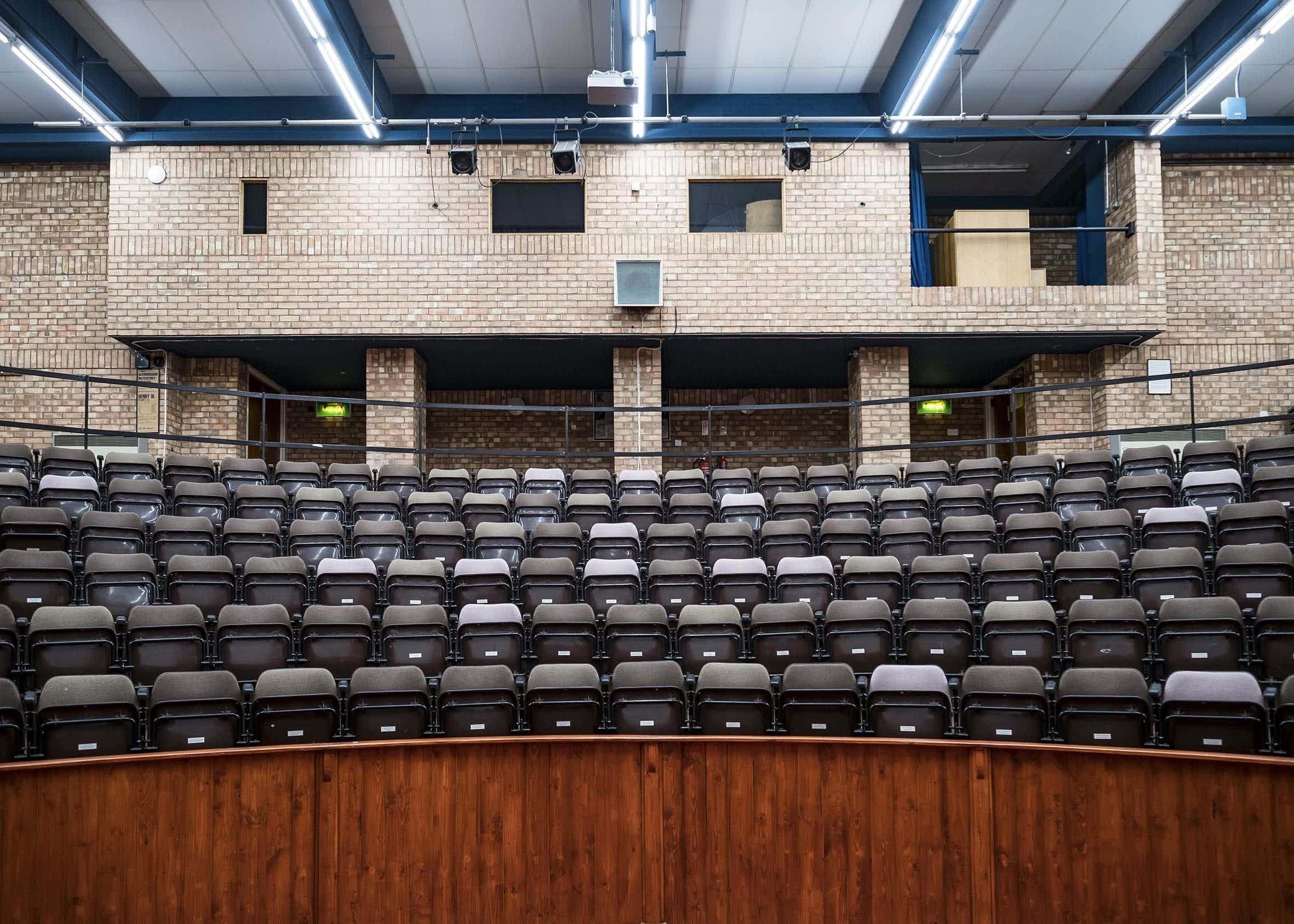 The Lyttelton Theatre, The Birmingham and Midland Institute