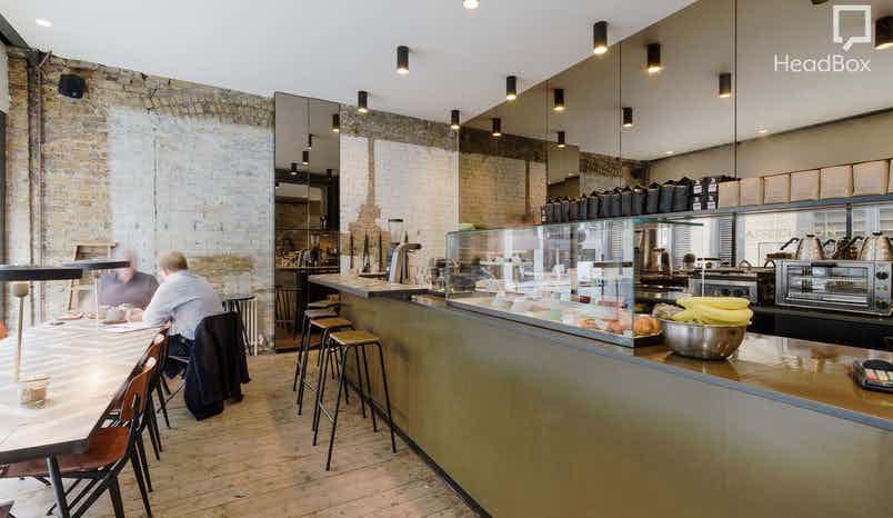 Whole Venue Hire, Association Coffee Creechurch Lane