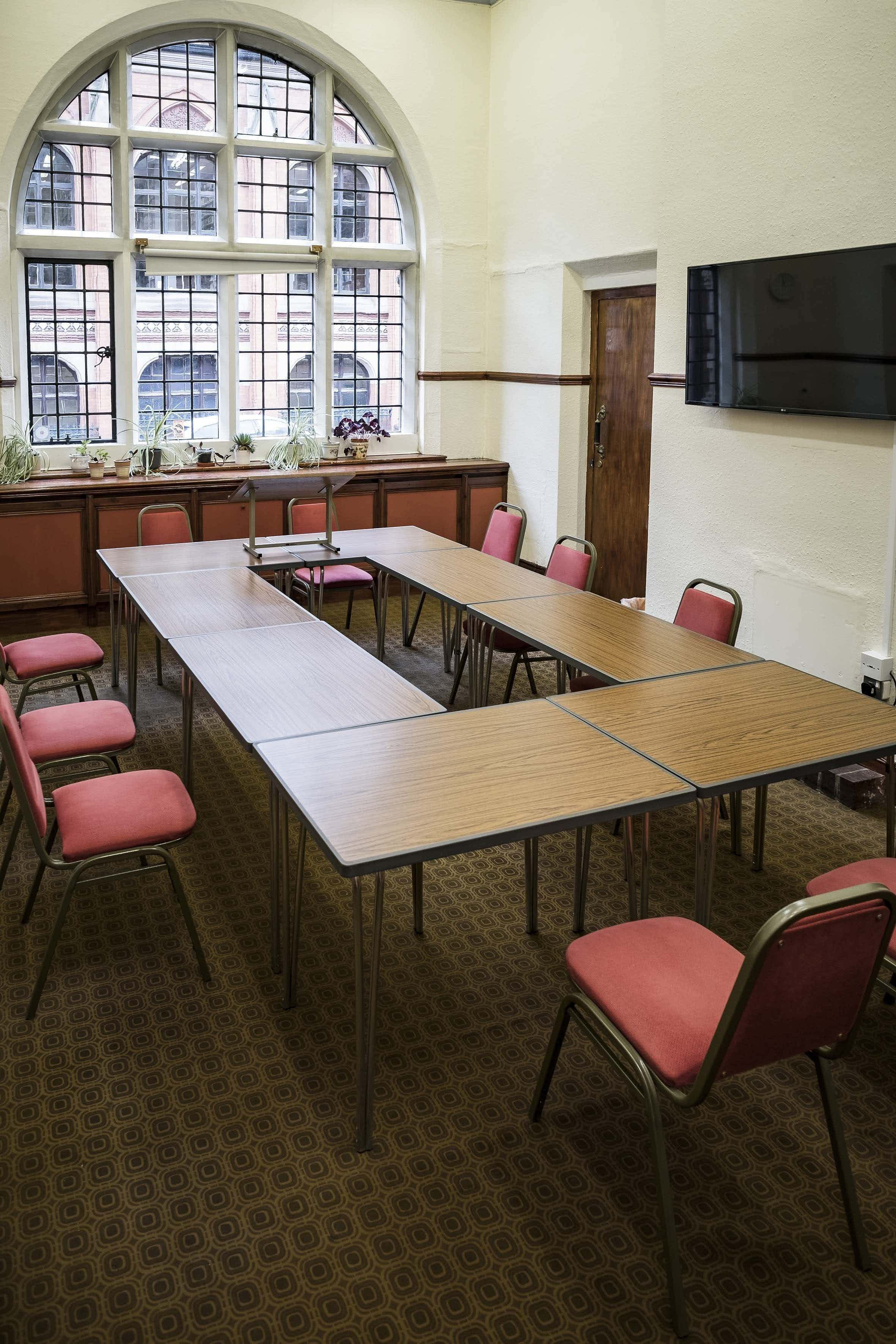 Woodward Room, The Birmingham and Midland Institute