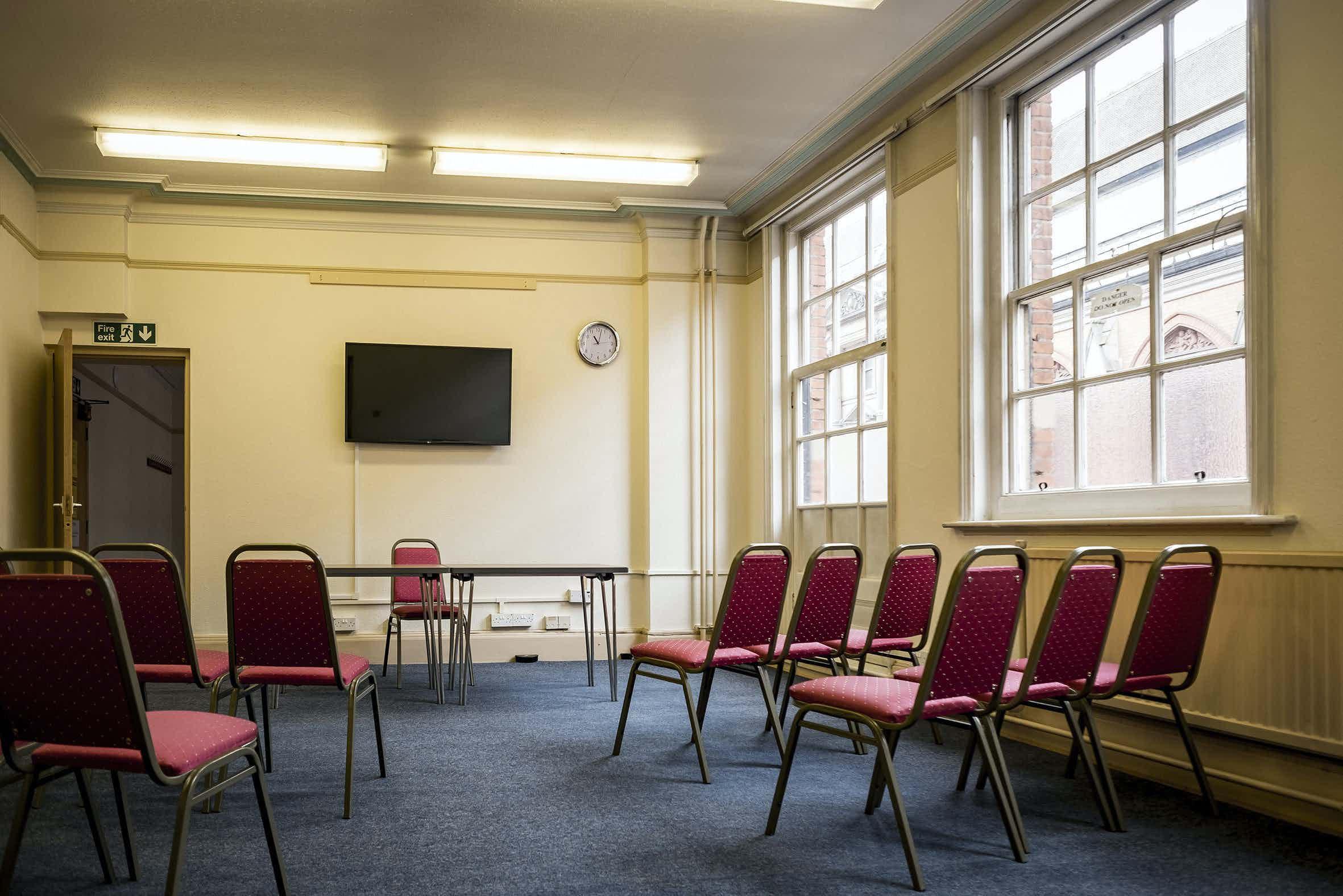 Room 14, The Birmingham and Midland Institute