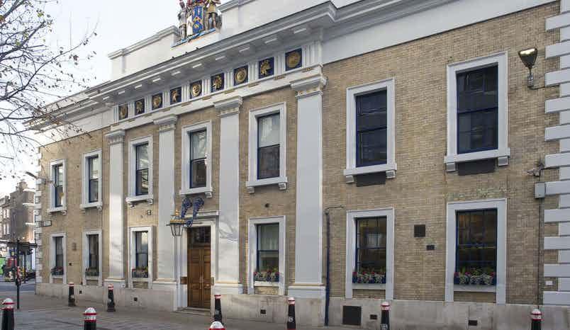 Venue hire , Armourers Hall