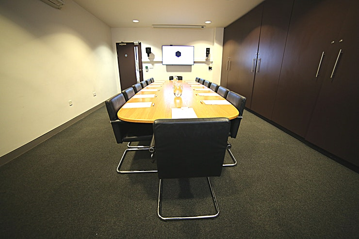 Conference Room  **If you're looking for a highly contemporary conference room hire in Liverpool, look no further than FACT**