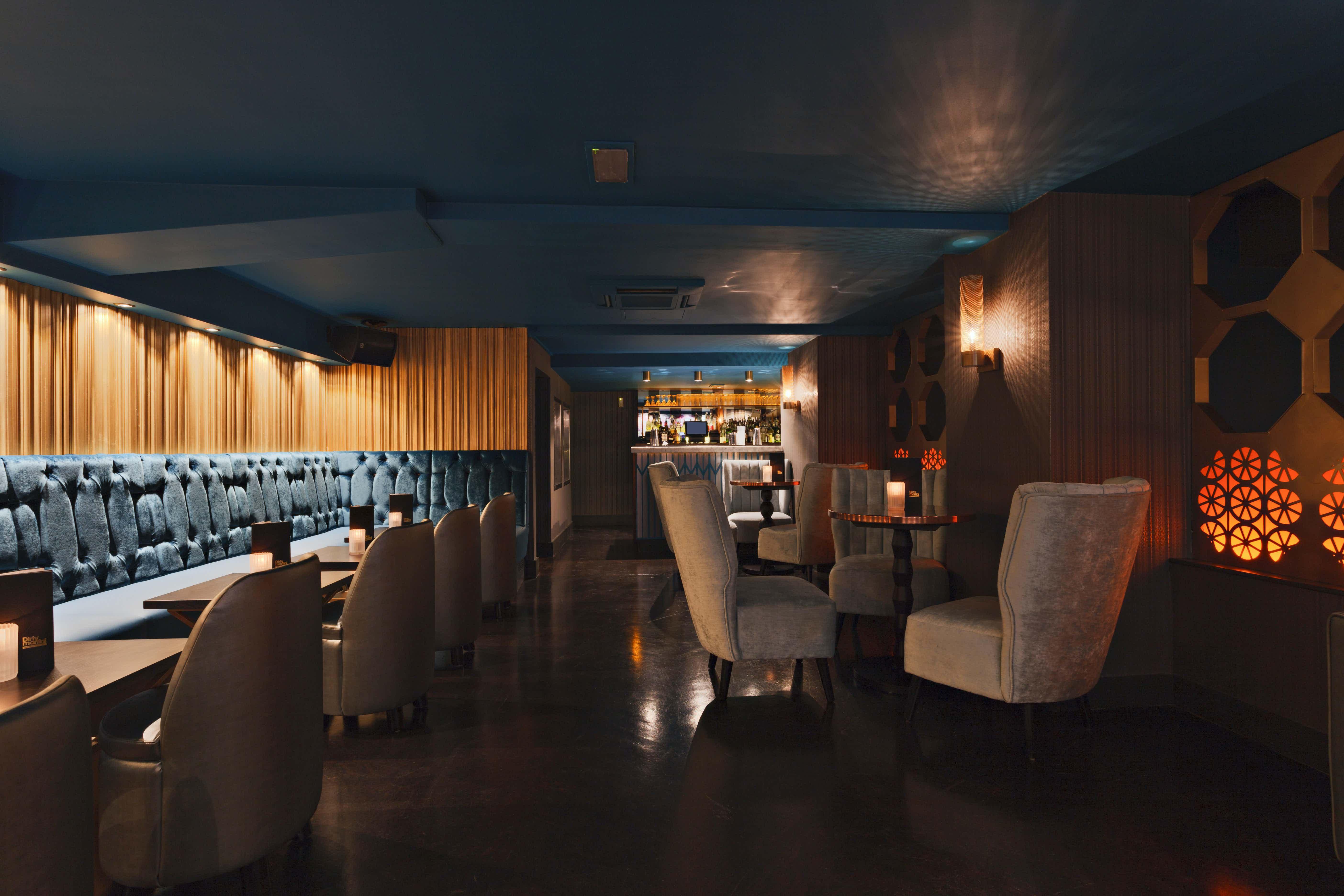 Gallery Bar, Dirty Martini St Paul's