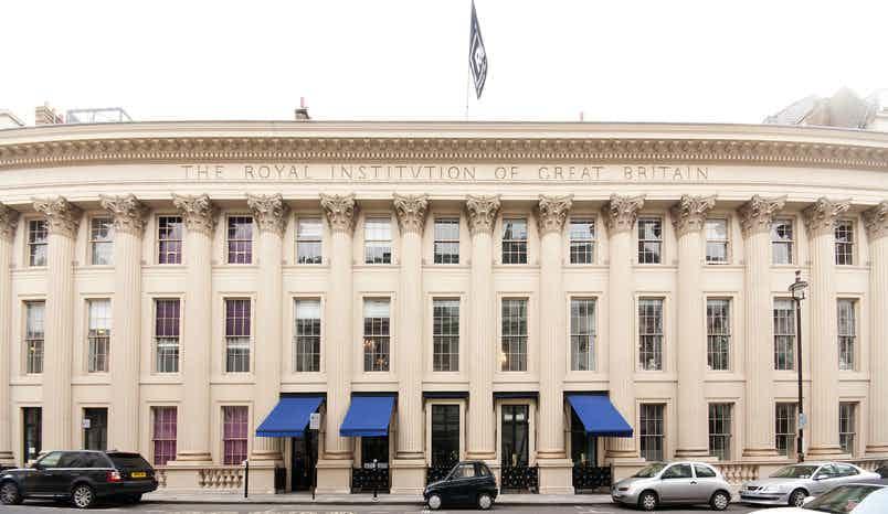 The Royal Institution, The Royal Institution