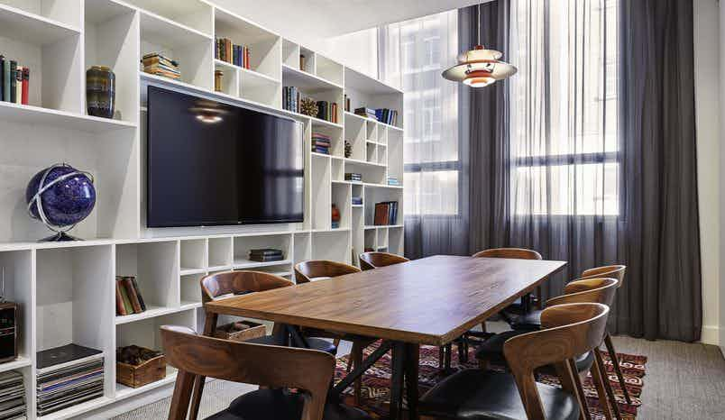 Drawing Room, The Hoxton Holborn