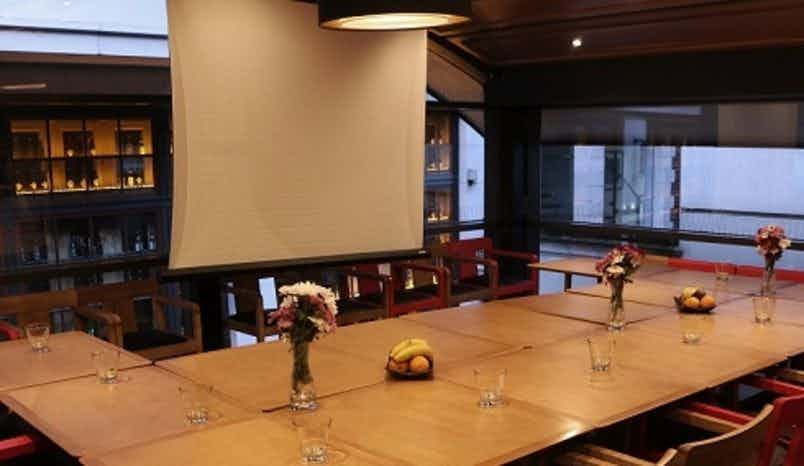 Private Dining Room, Ping Pong Covent Garden