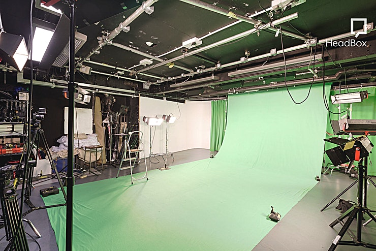 TV Studio **Hire the TV Studio at 01zero-one for one of the best options for studio hire London has to offer.** 