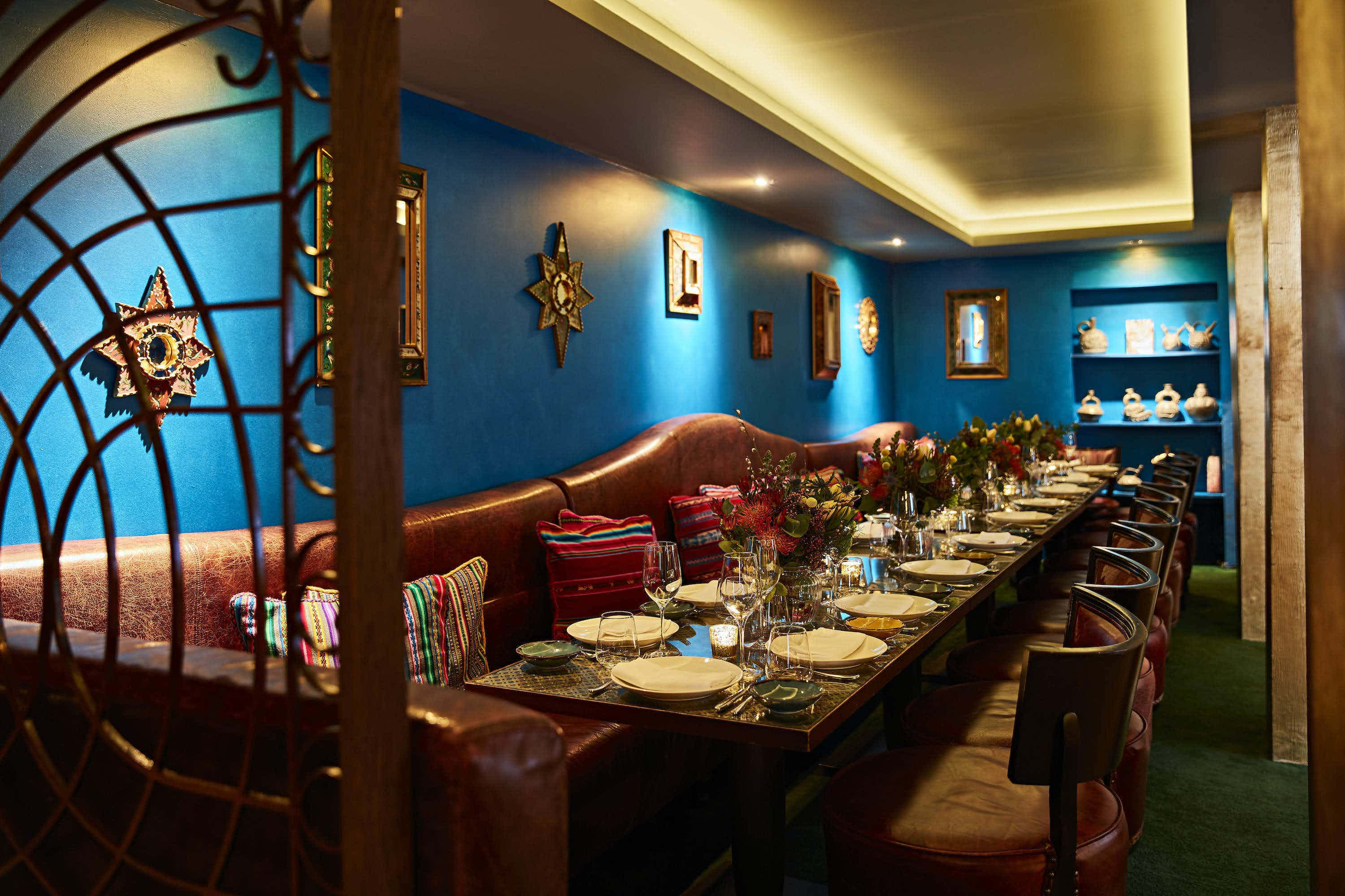 Pisco Lounge & Bar, COYA Mayfair