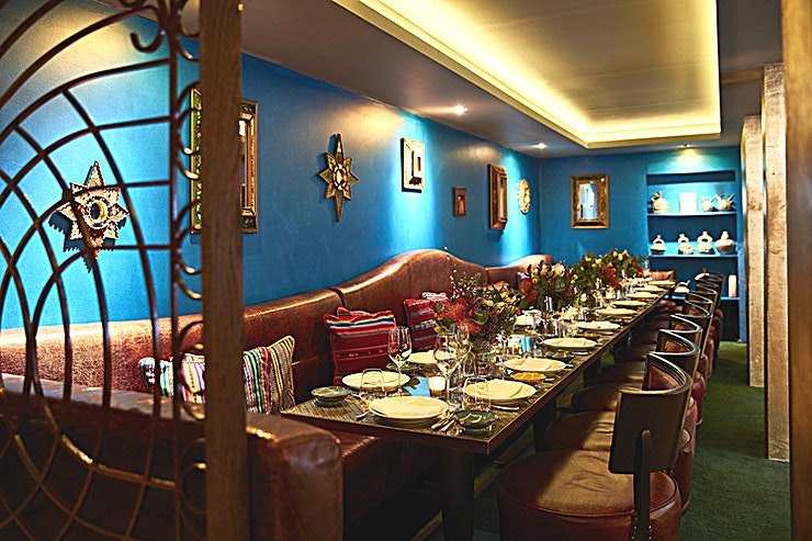Pisco Lounge & Bar **Hire the Pisco Lounge & Bar at COYA Mayfair for one of the best party venues London has to offer.**   Modern Peruvian influence is at the heart of COYA's culture, combining a theatre of service an