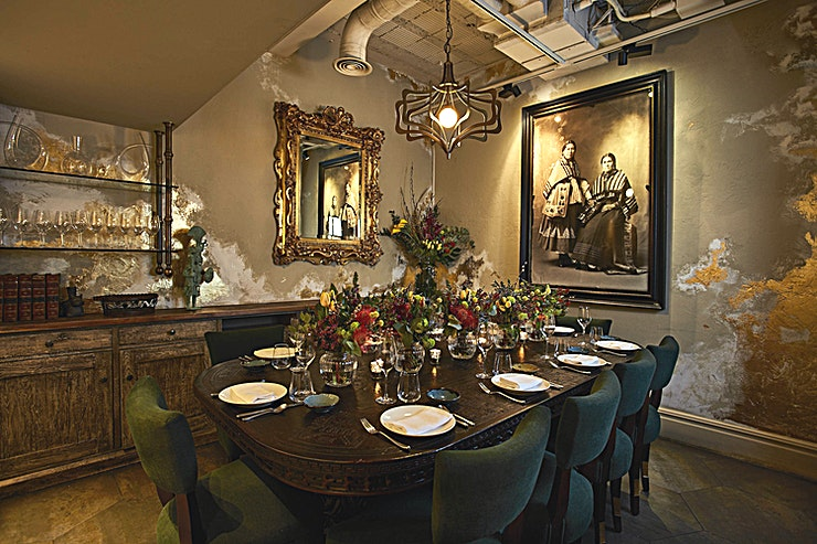 Full Venue **Exclusively hire the entirity of COYA Mayfair for exclusive venue hire in the heart of London.**   Modern Peruvian influence is at the heart of COYA's culture, combining a theatre of service and c