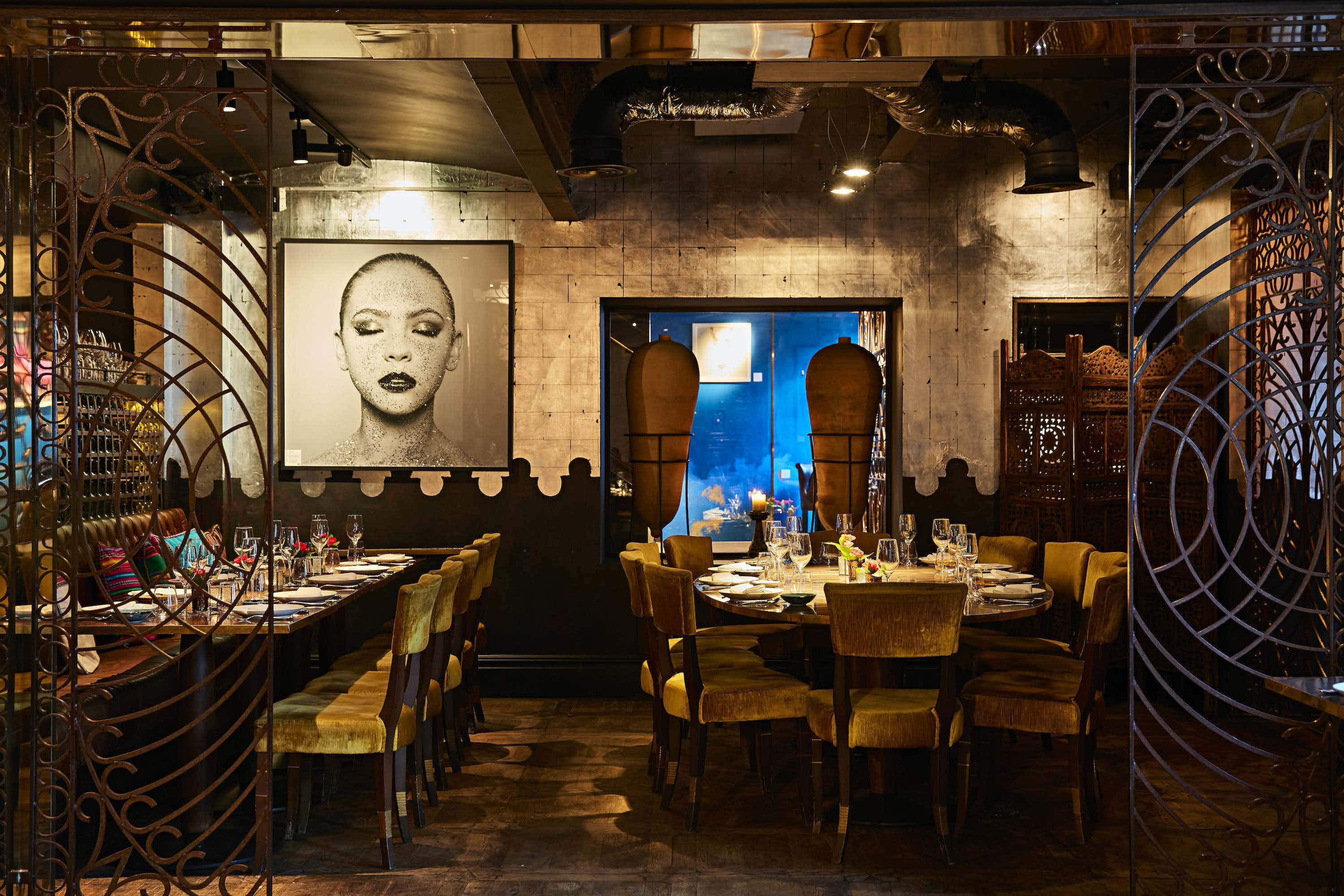 Full Venue, COYA Mayfair