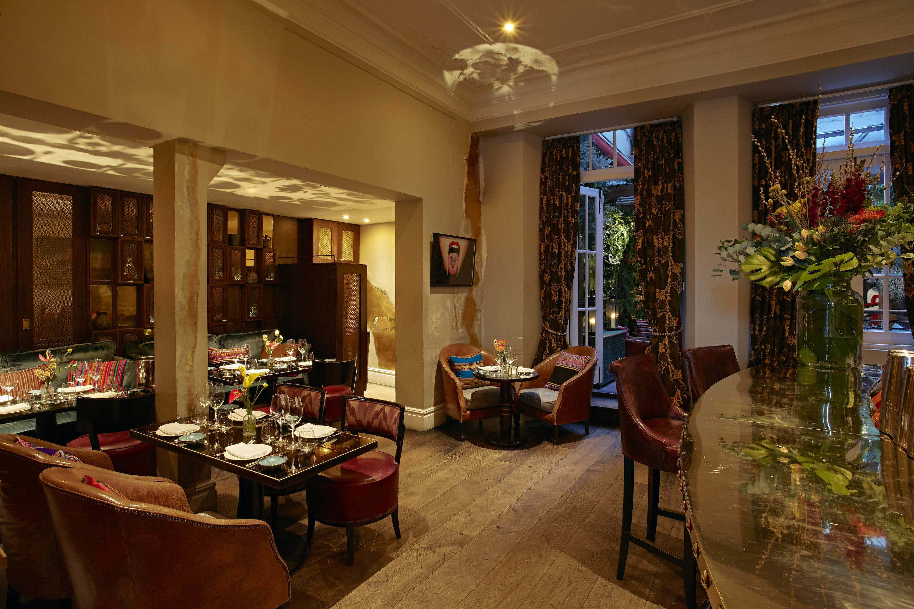 Members' Club, COYA Mayfair
