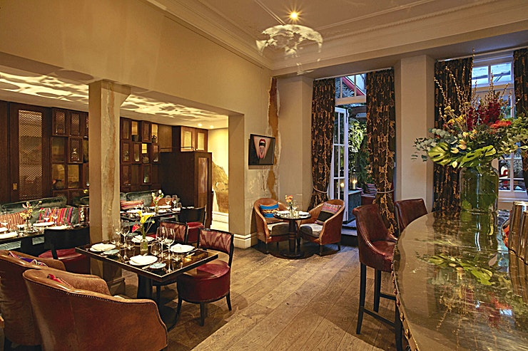 Members' Club **The Members' Club at COYA Mayfair is one of the finest private dining rooms Mayfair has to offer.**  Treat your Guests to a night with a real VIP edge when you hire the Members Club at COYA Mayfai