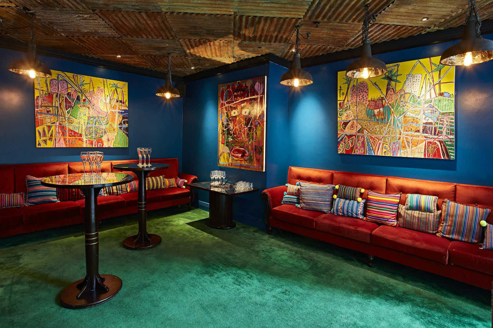 Pisco Lounge & Bar , COYA Angel Court