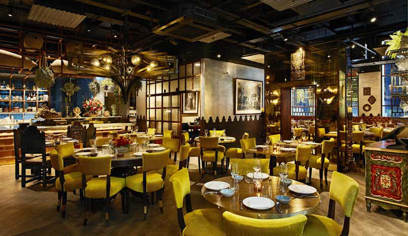 Restaurant, COYA Angel Court