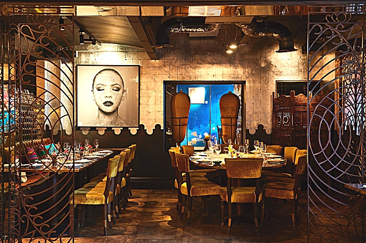 Restaurant **Want exclusive restaurant hire in Mayfair? Welcome to COYA.**   Modern Peruvian influence is at the heart of COYA's culture, combining a theatre of service and chef entertainment with food prepare