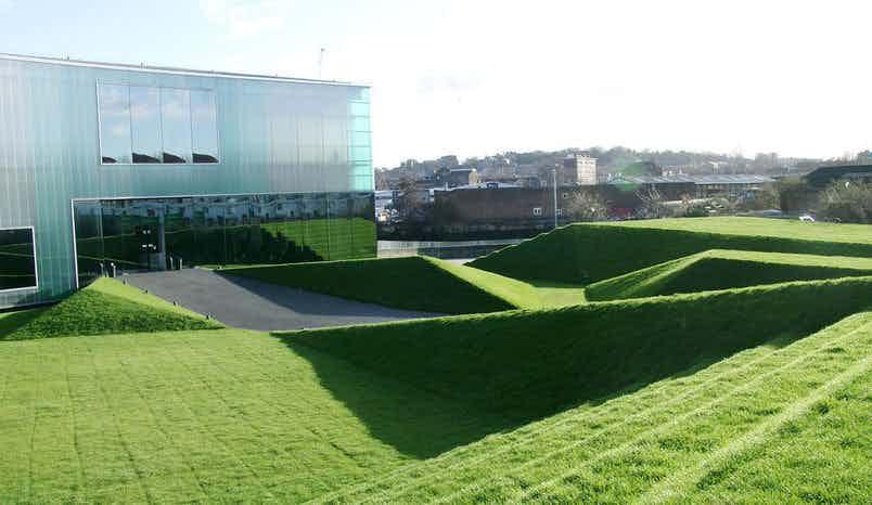 Laban Gardens, Laban Building
