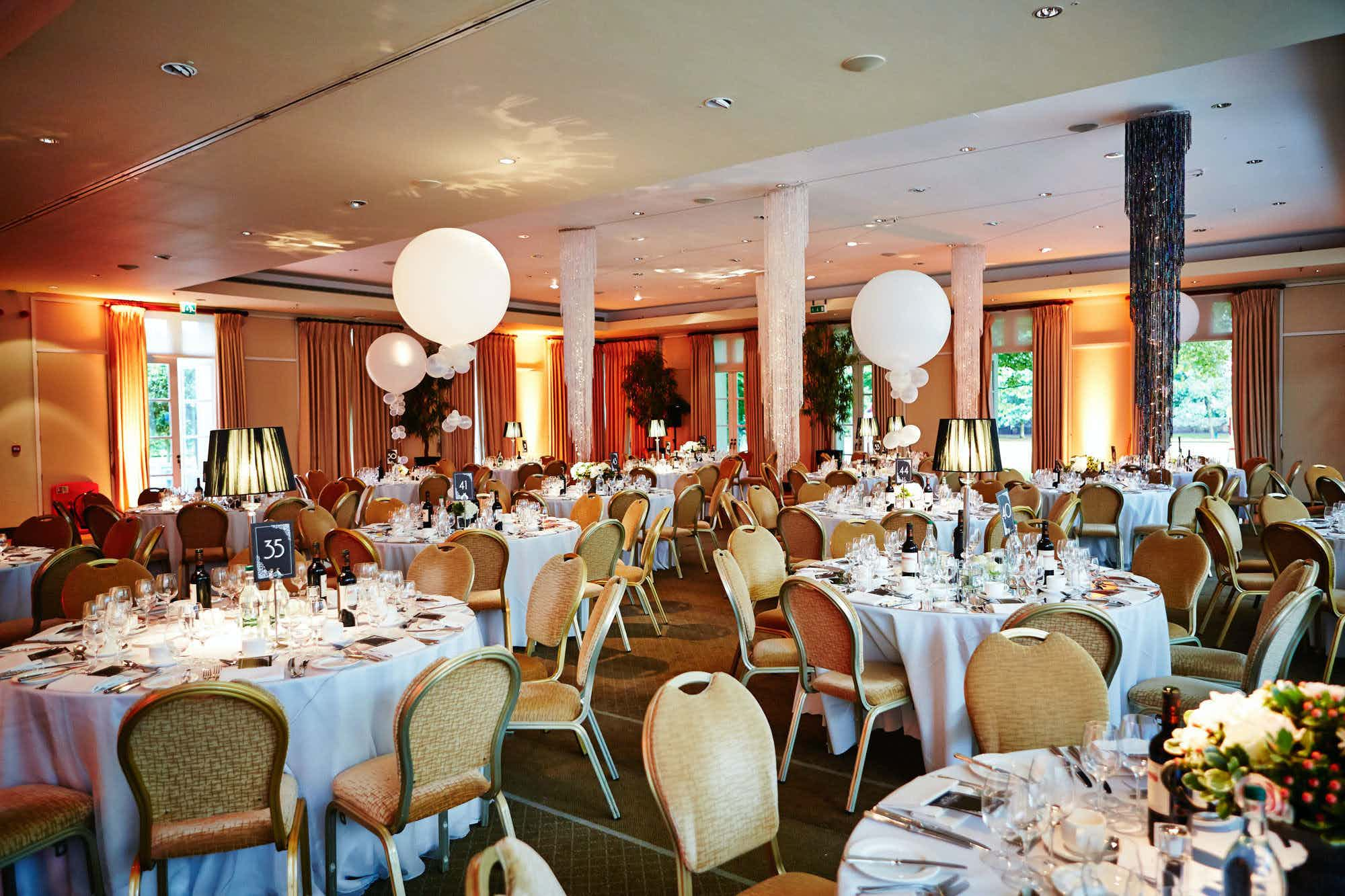 Broomhouse Suite, The Hurlingham Club