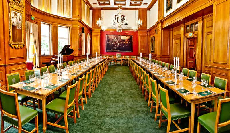The Great Hall, Barber-Surgeons' Hall