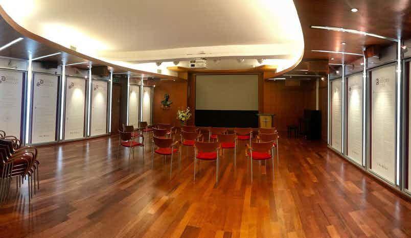 Events and Seminar Space, Chapel