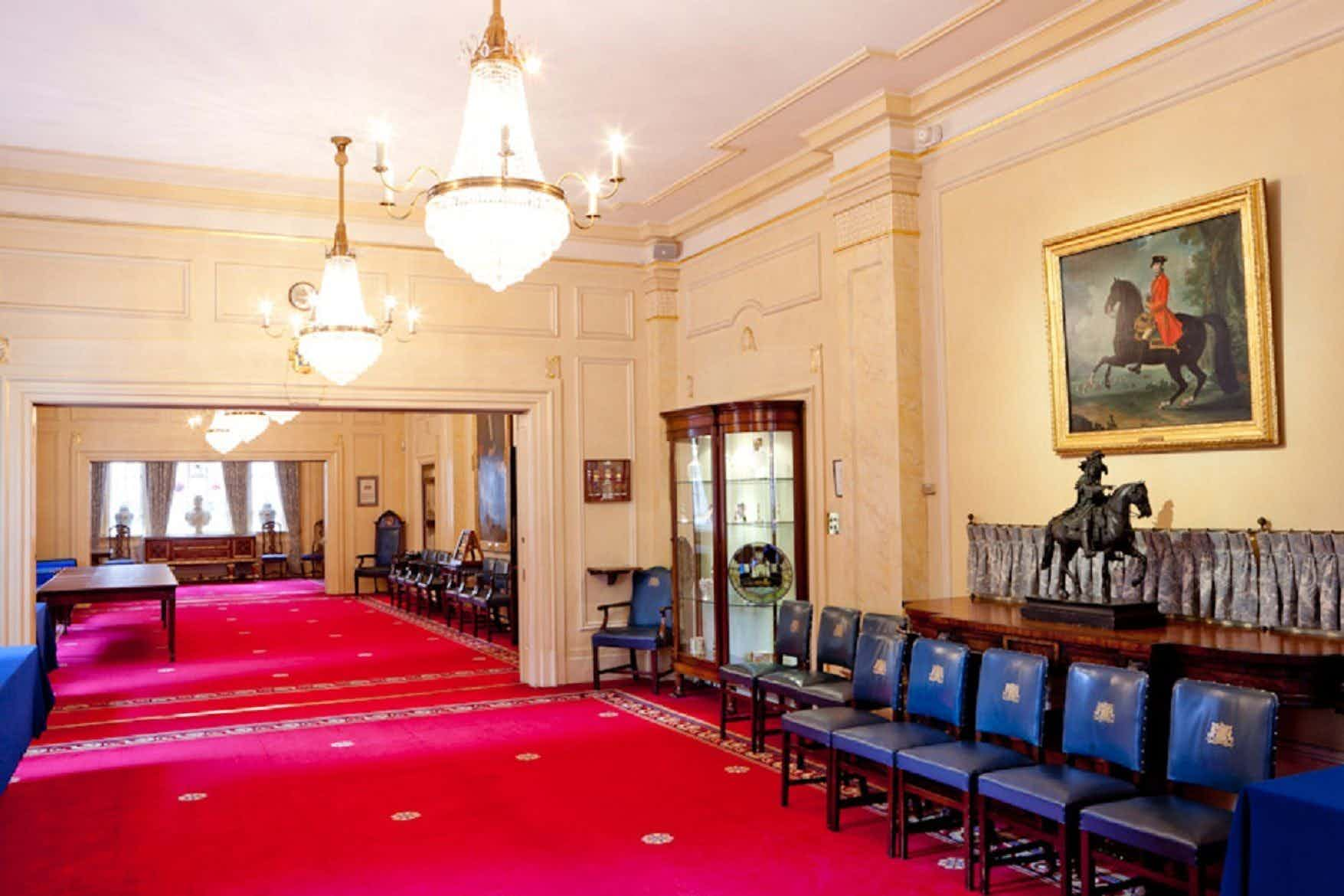 Front Rooms, Saddlers' Hall