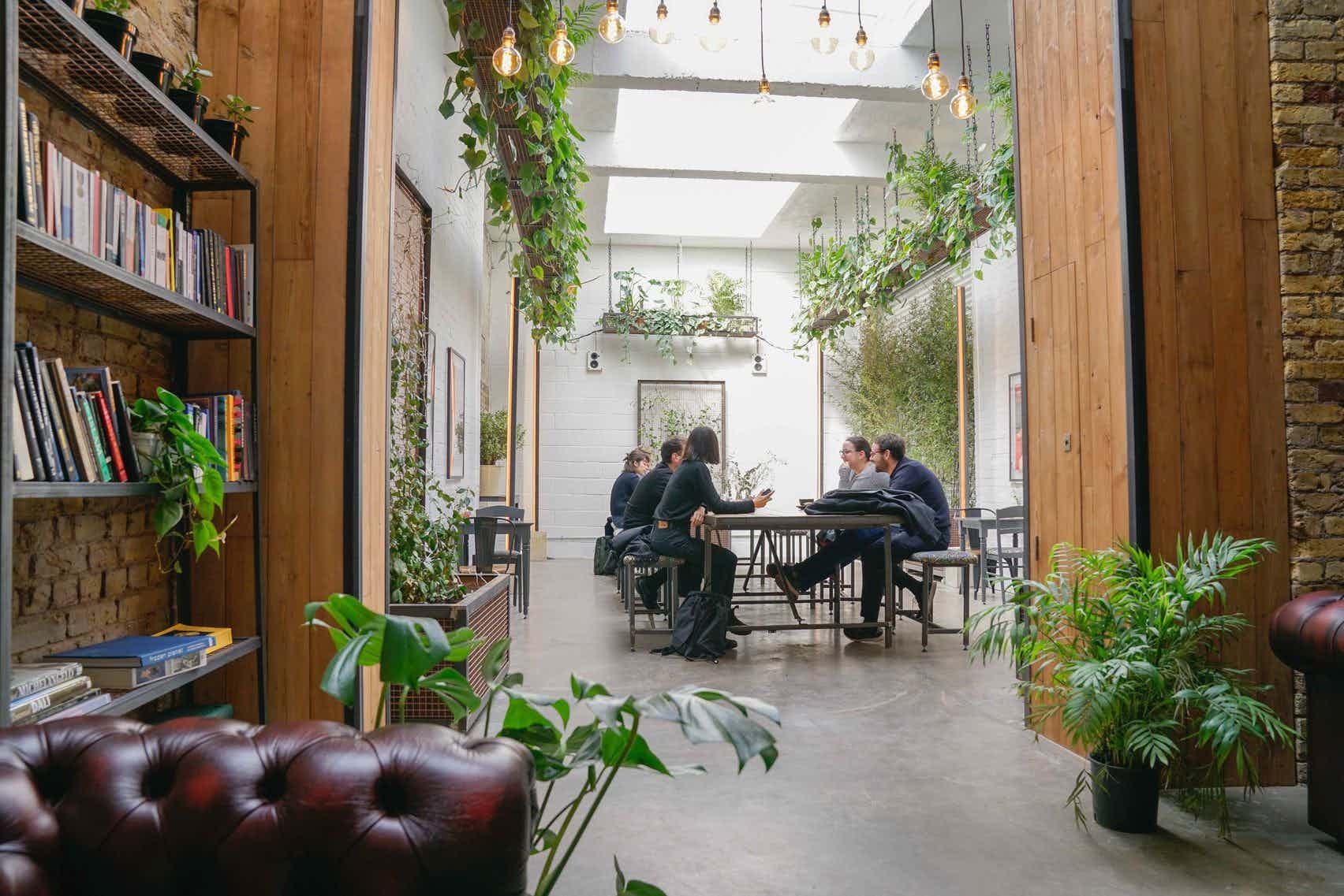 Book Venue Hire At Hackney Coffee Company A London Venue