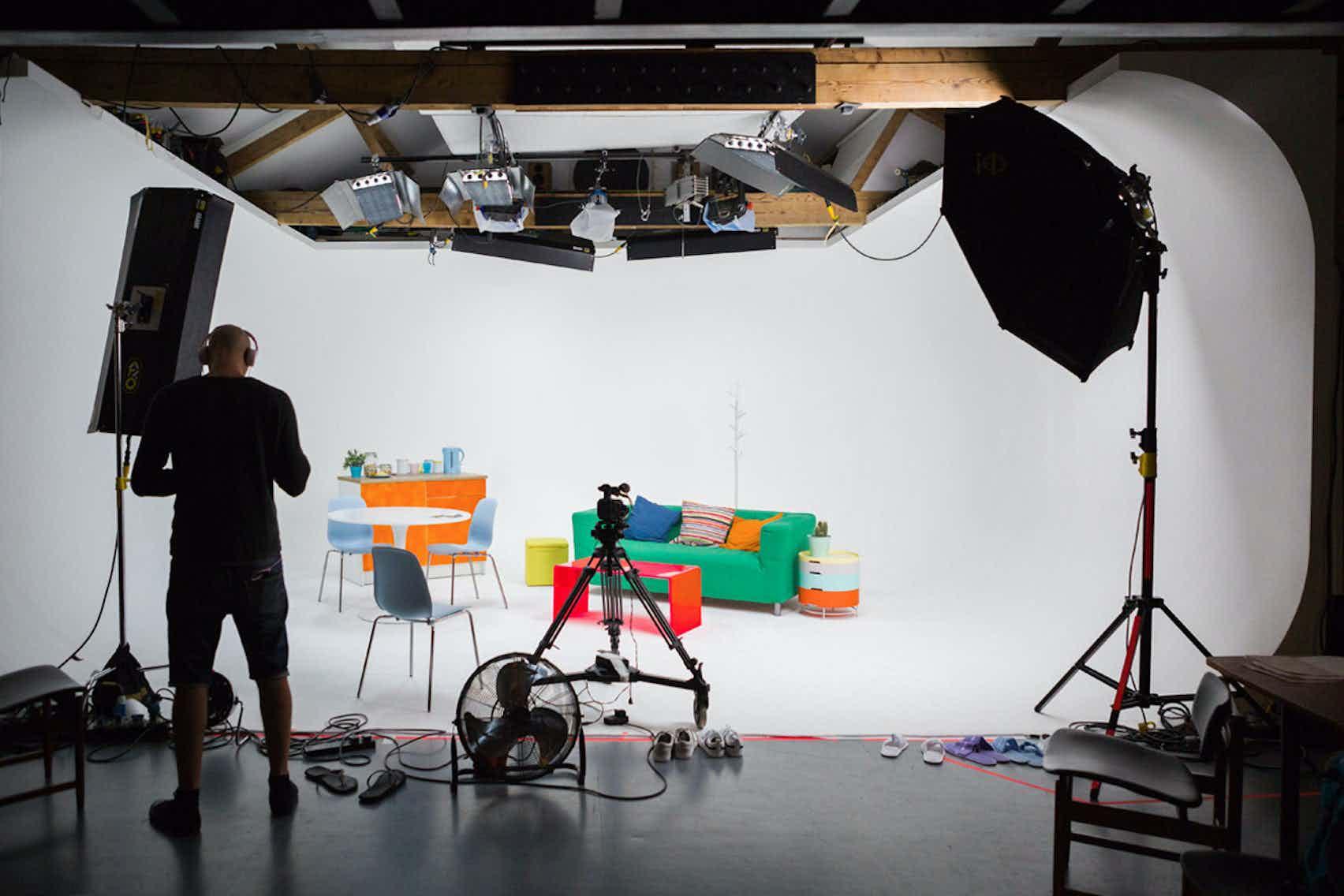 Studio One, Hackney Studios