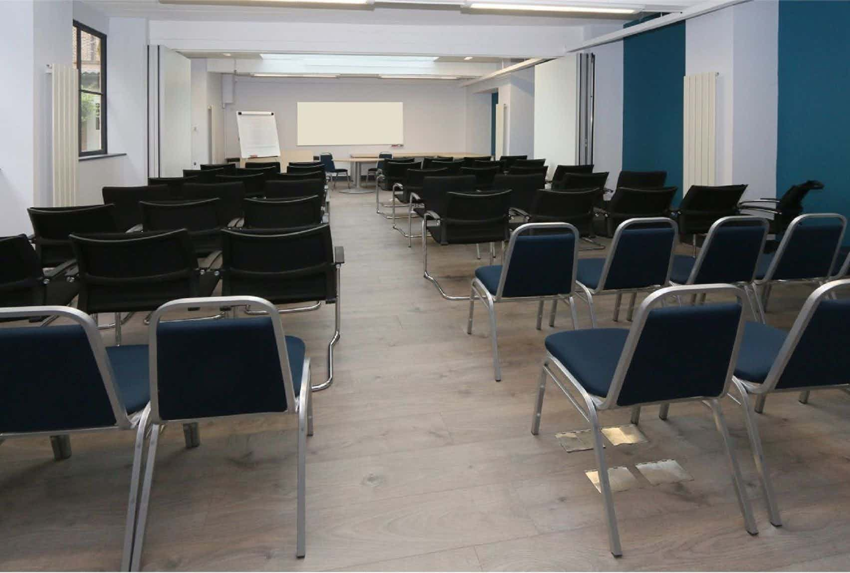 Pleasant Conference And Training Room The Listening Place Home Interior And Landscaping Ponolsignezvosmurscom