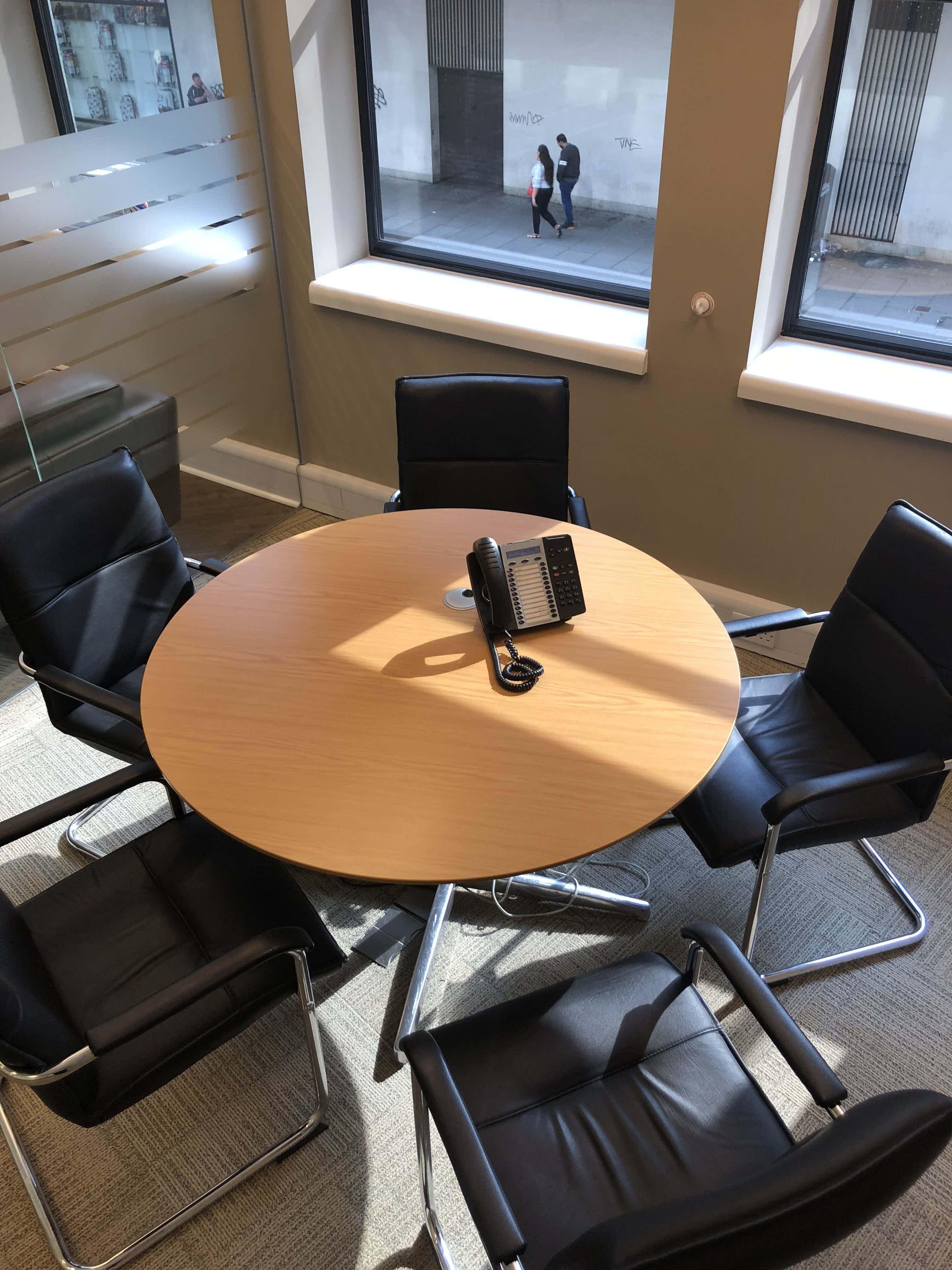 Small Meeting Room, Josaron House