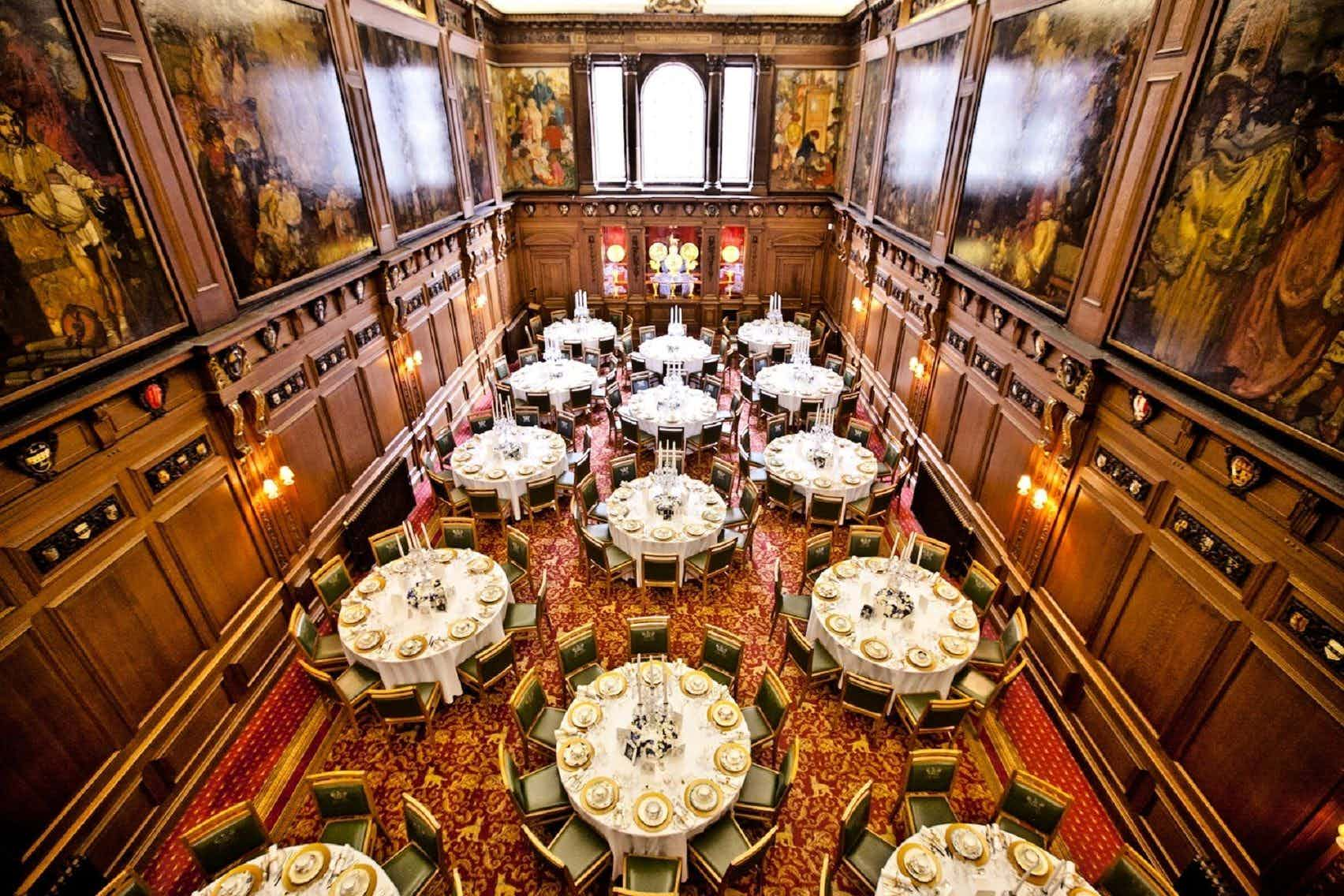 Whole Venue Hire, Skinners' Hall