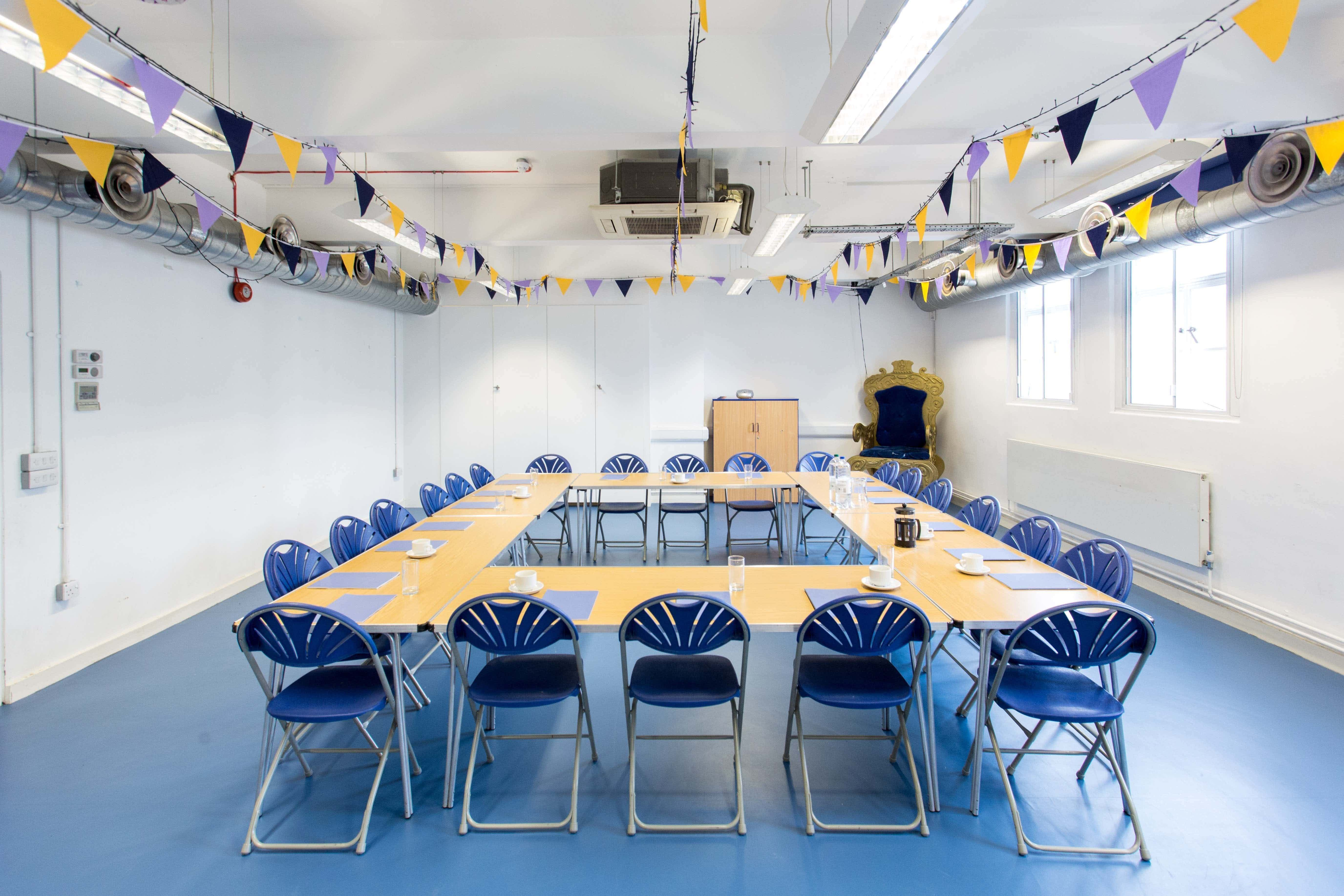 Meeting Room 2.1, Discover Children's Story Centre